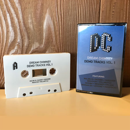 Dream Chimney Demo Tracks Cassette