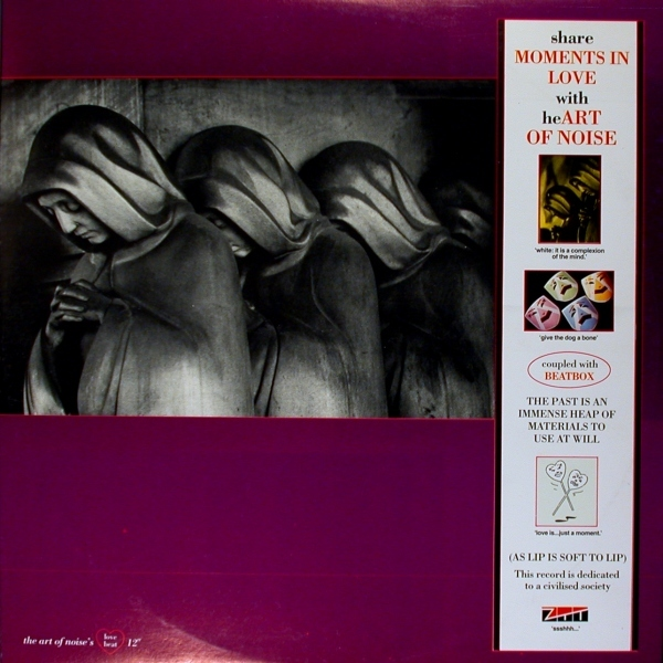 Dream Chimney: Track of the Day : Moments In Love (Quiet Storm ...